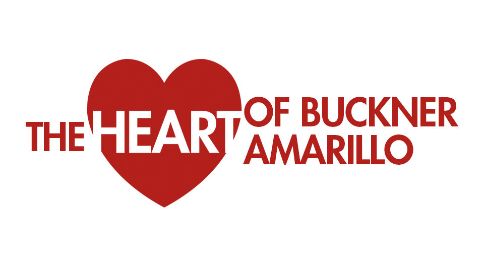 17 amarillo heart of buckner logo