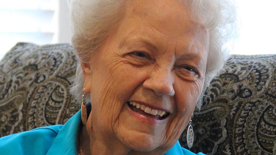 Joan Haggard