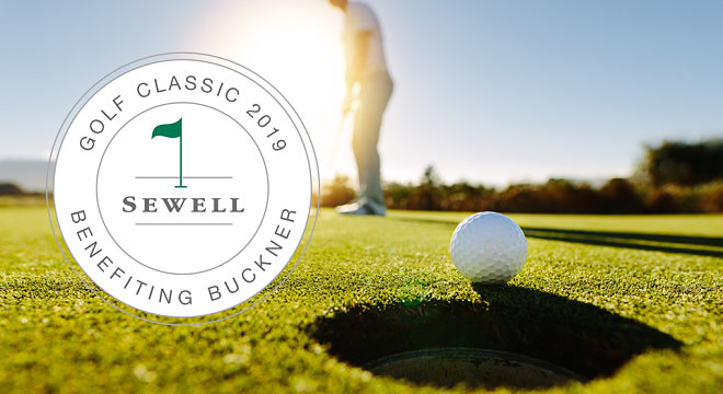 Dallas: Sewell Golf Classic benefiting Buckner