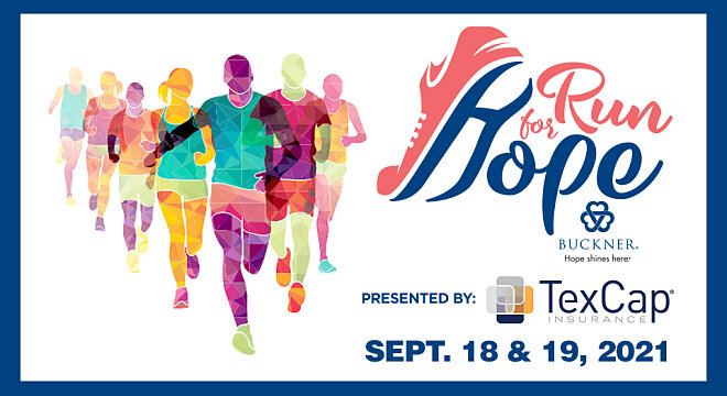 Run for Hope presented by TexCap Insurance