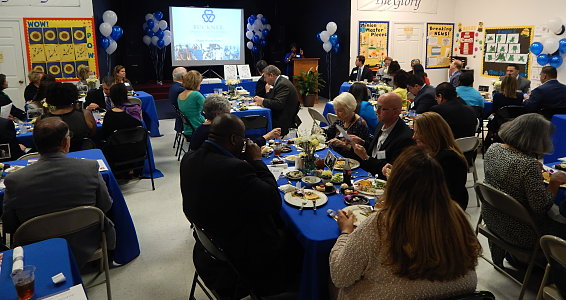 Buckner Family Hope Center at Aldine celebrates 27 years