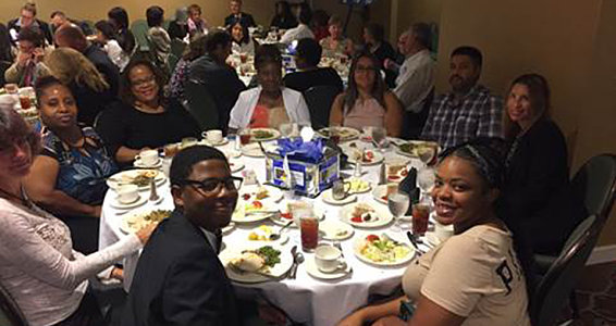 Teen entrepreneurs honored, share successes at luncheon