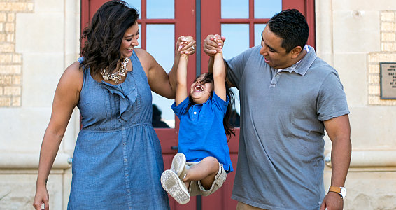 Open heart, open home: Lubbock adoptive couple talks about the need for homes for children