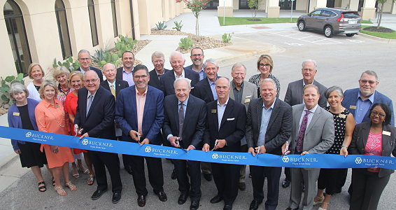 Friday photo: GreenRidge at Buckner Villas cuts ribbon on $29 million expansion