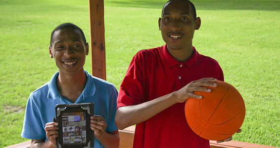 Beaumont twins in foster care graduate high school, plan for future
