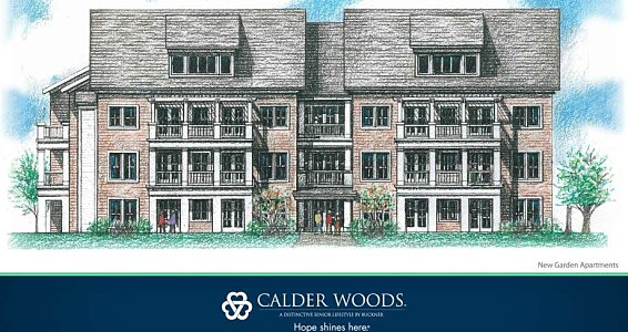 IN THE MEDIA: Calder Woods' $25.9M expansion calls for garden homes, bistro