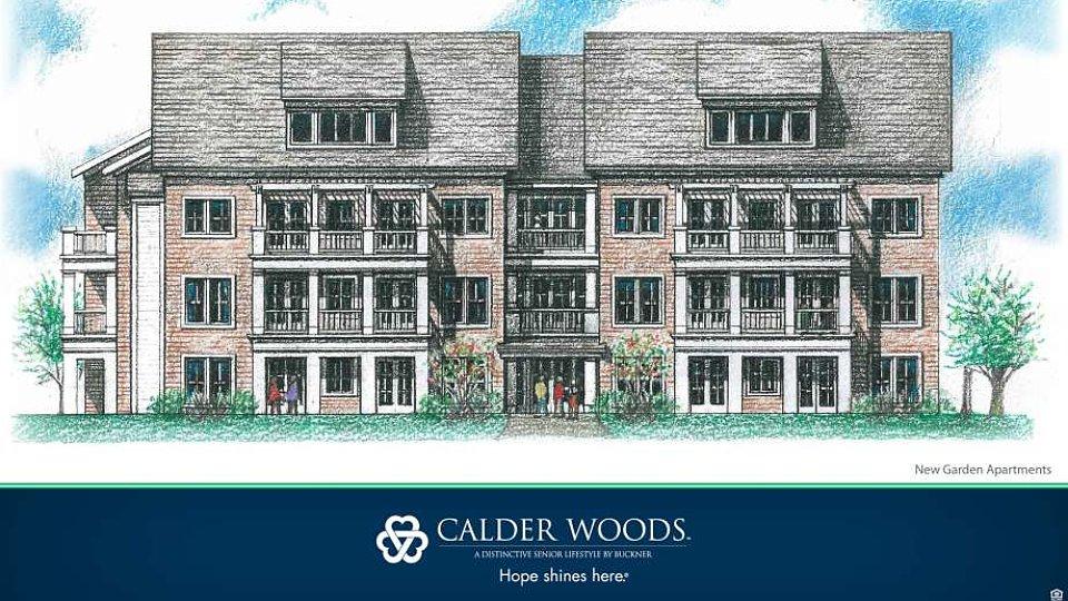 IN THE MEDIA: Calder Woodsu0027 $25.9M Expansion Calls For Garden Homes, Bistro  · Buckner Calder Woods · Buckner International