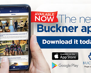 buckner app is available for downlowad now