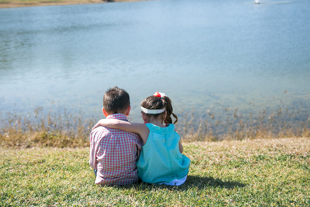 Social work professionals are working to keep siblings together.