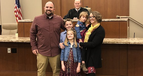 When God intervenes: Couple's plan for foster care and adoption derails with significant impact