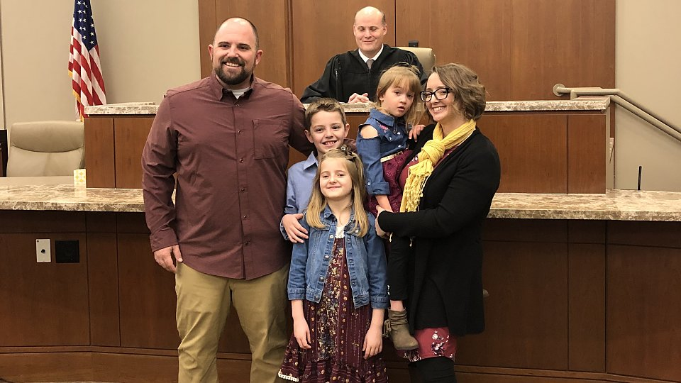 buckner foster care and adoption dallas stapleton family