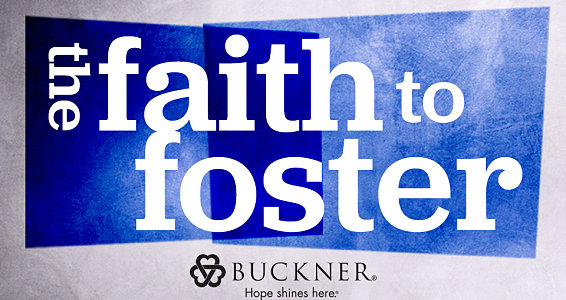 Foster care: The faith to foster