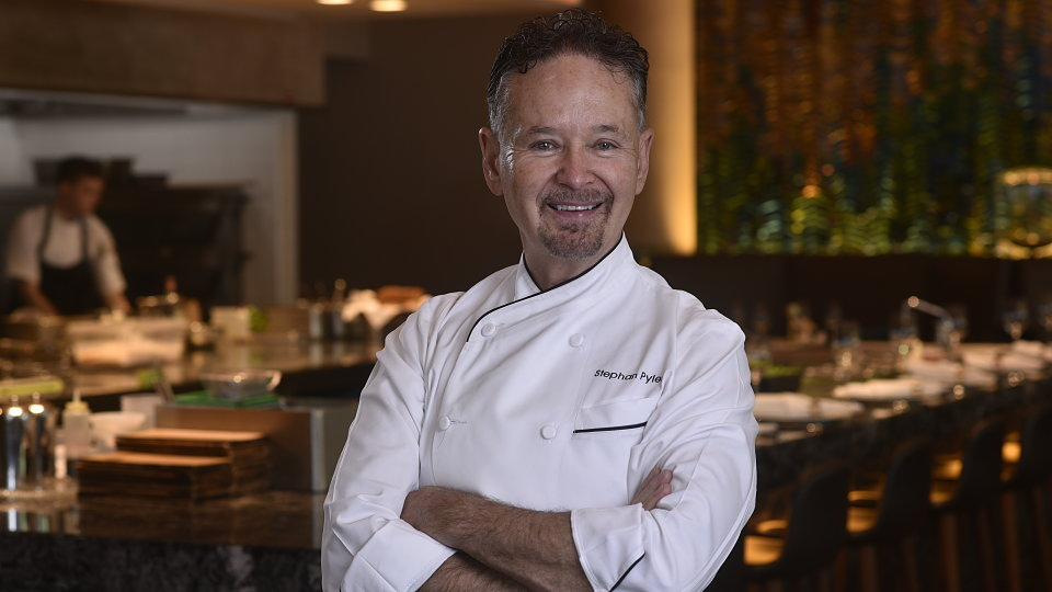chef stephan pyles will offer fine dining at ventana by buckner