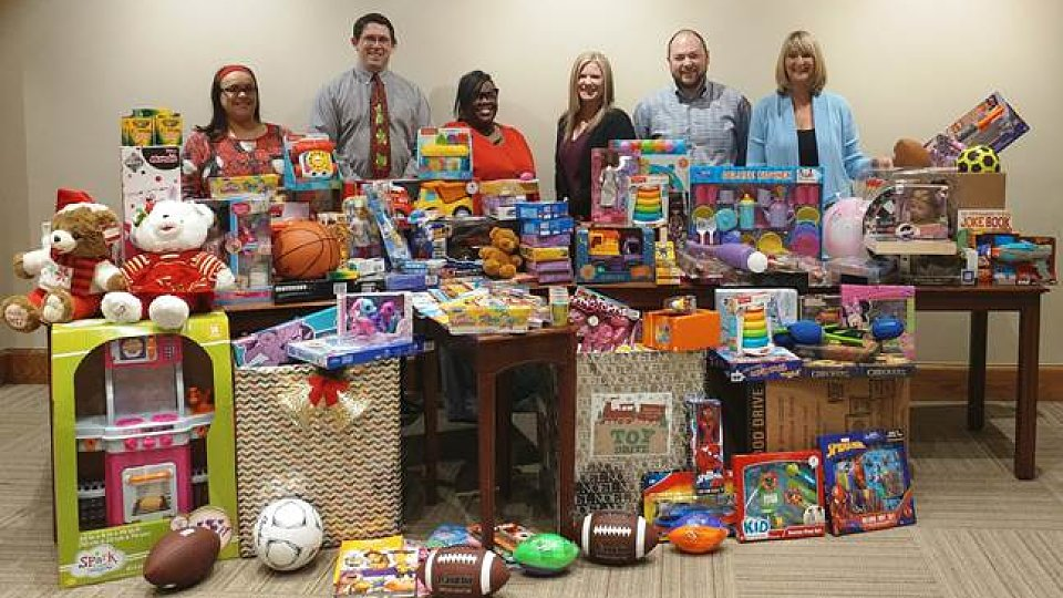city credit union christmas donation 2017