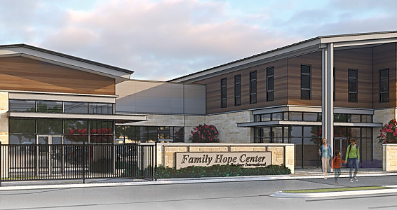 Buckner International announces campaign to build Family Hope Center in Bachman Lake community