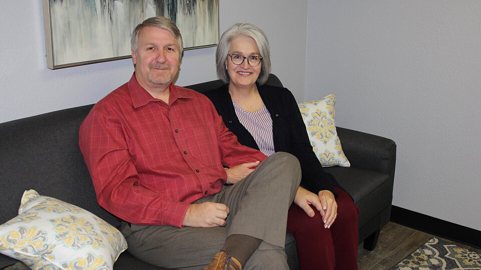 david and sydney rieff support amarillo foster care youth
