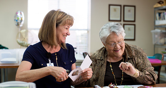 Why you should be mentored by a senior adult