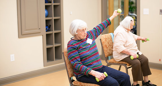 The science behind the playlists: How music selection impacts senior adult fitness