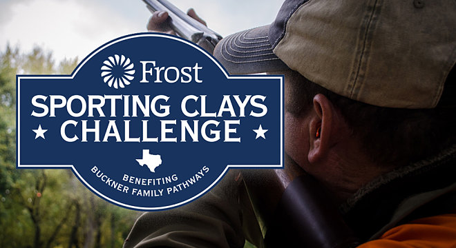 Dallas: Frost Bank Sporting Clays Challenge