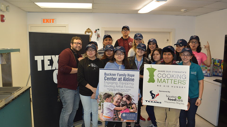 food matters at aldine group shot