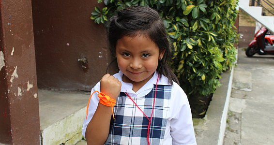 Strengthening Guatemalans one bright shoelace at a time