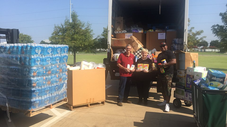 harvey relief donations