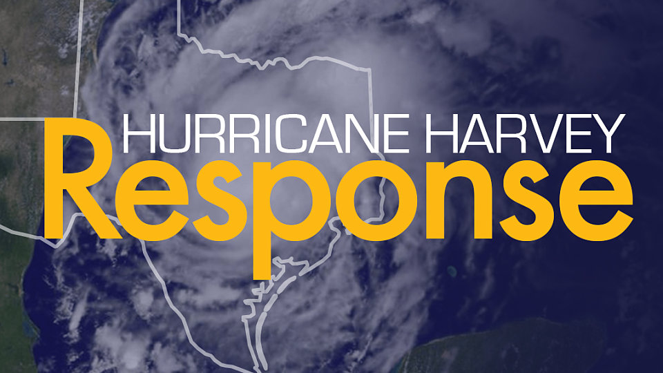 hurricane donation banner