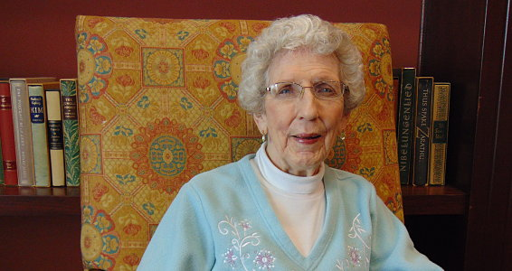 Writing a legacy: Senior publishes book at 83
