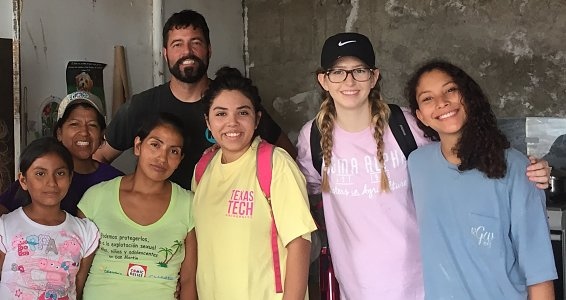 Be brave: A life-changing encounter on Peru college mission trip