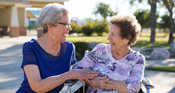 Understanding the different levels of senior living