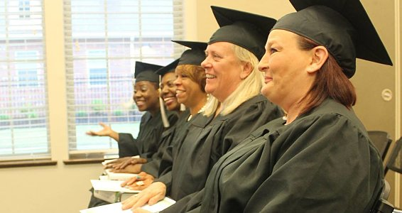 Friday photo: Jobs for Life graduates