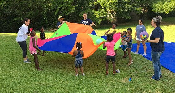 Summer Fun in Longview opens doors to conversations