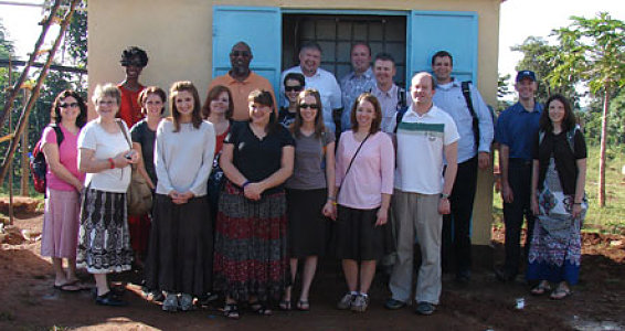 Church on Rush Creek Funds Clean Water in Busia, Kenya