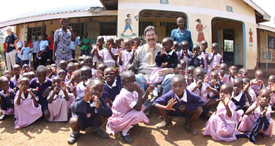 Buckner Celebrates 10 Years in Kenya