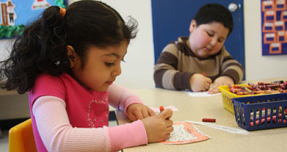 Spanish-Speaking Preschoolers Find a Promise for Success