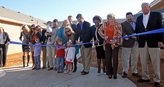 Buckner Family Place Celebrates the Opening of New Apartments