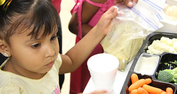Buckner, MannaRelief make strides against malnutrition in the Valley