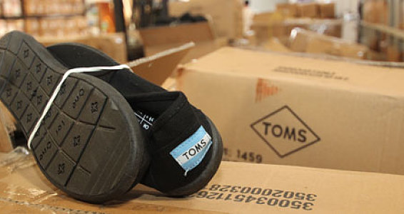 Buckner Becomes TOMS Shoes Giving Partner, Launches Distribution in Guatemala