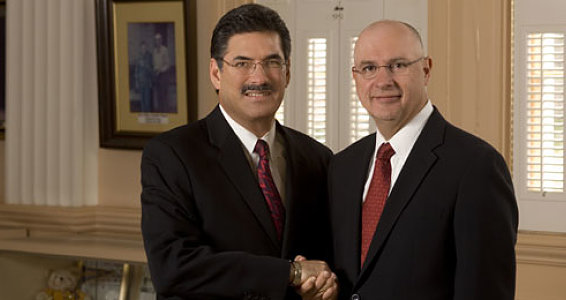 Buckner CEO Kenneth Hall Retires, Albert Reyes Assumes President/CEO Title
