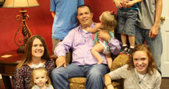The theology of adoption: Meurer family sees foster care, adoption as calling