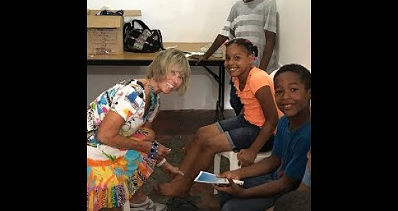Friday photo: Shoes for Orphan Souls® mission trip is life changing