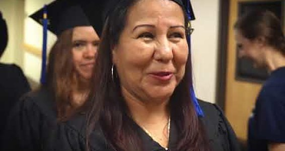 Families graduate from Buckner Family Hope Center classes