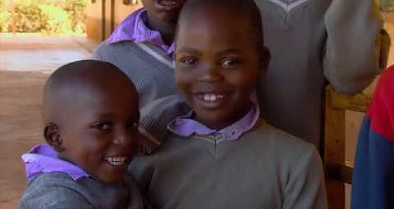 Buckner Kenya: Family is the cornerstone of what we do