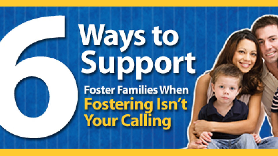 6 Ways to Support Foster Families1