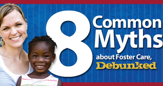 8 Common Myths about Foster Care, Debunked