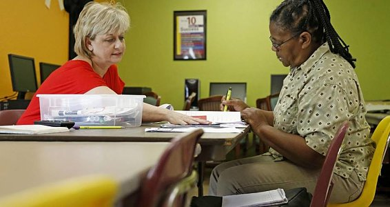 DALLAS: Woman, 68, learns to read through Oak Cliff nonprofit's pilot adult literacy program