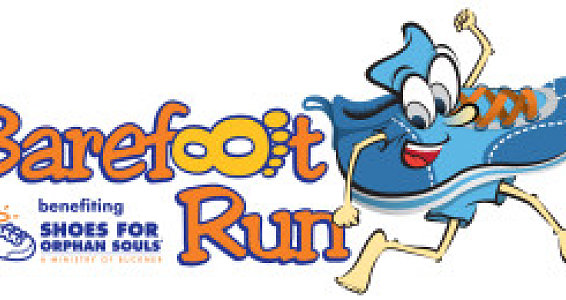 CiCi's Pizza Barefoot Run to Benefit Shoes for Orphan Souls®