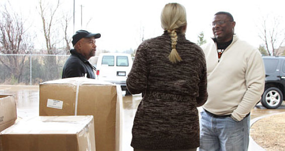 Buckner Ships More than 23,500 Pounds of Aid to Haiti