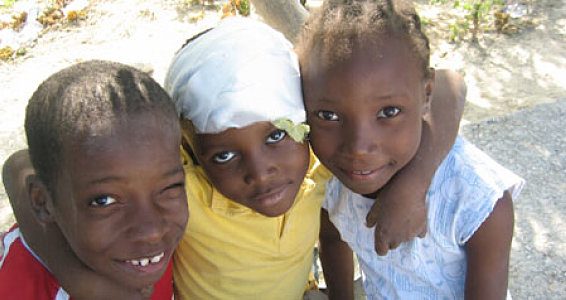 Helping Haiti's Children