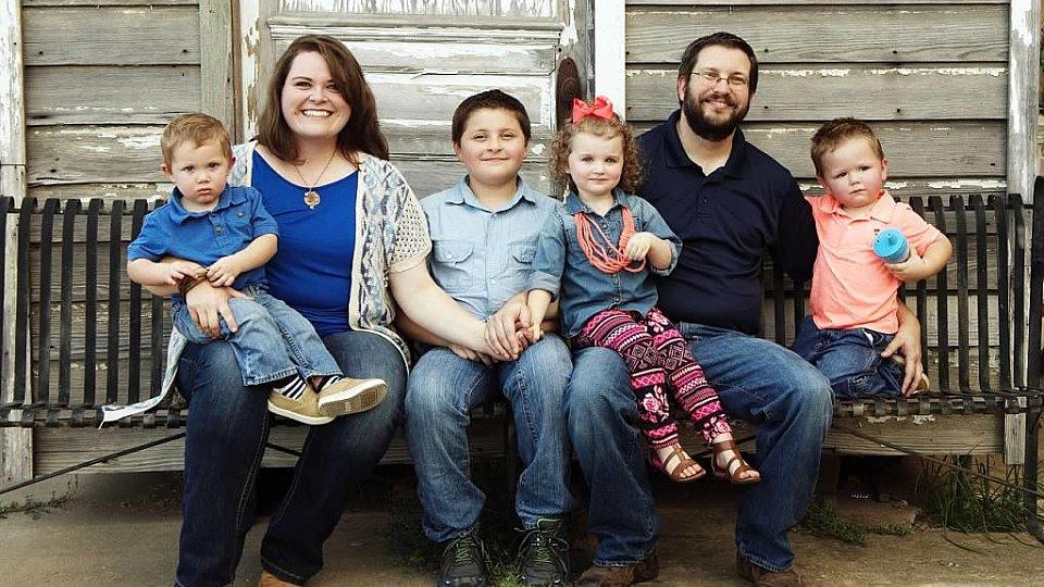 Our adoption story: God made a way · Longview · Buckner